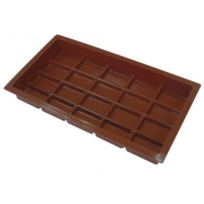 Moule a gateau chocolat silicone