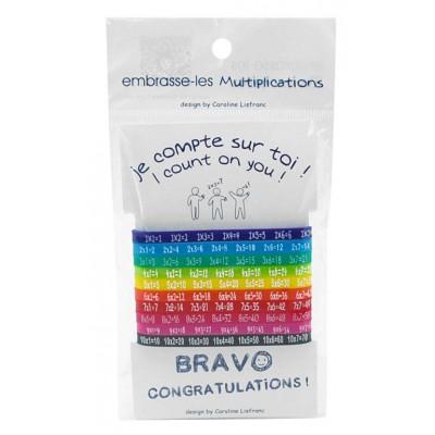 Bracelet multiplication