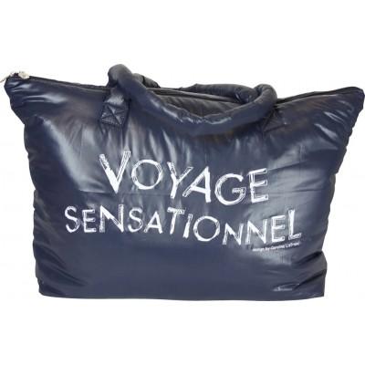 Sac voyage sensationnel bleu navy